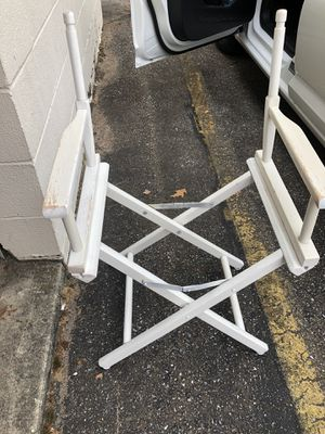 Directors Chair for Sale in Severn, MD