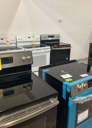 Electric Stoves And Ovens from $365 Whirlpool/LG/Ge A for Sale in Houston, TX