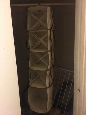 Closet organizer for Sale in Denver, CO