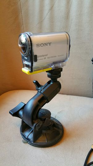Sony action camera HDR-AS100V for Sale in Murrieta, CA