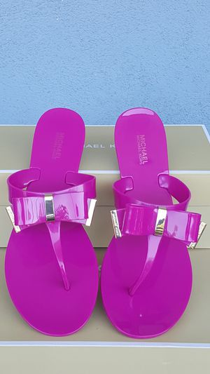 New Authentic Michael Kors Women's Sandals Size 8 and 9 ONLY for Sale in Commerce, CA