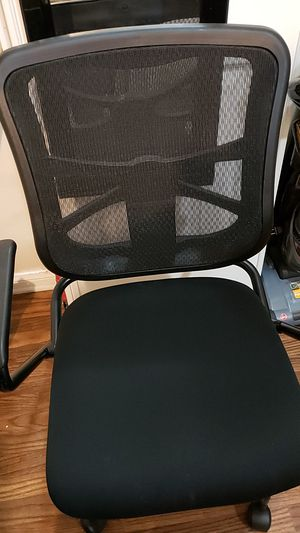 Office chair like new I used a little bit $20.00 for Sale in Los Angeles, CA