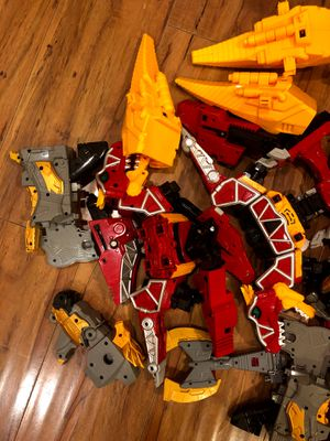 Junk Dino Charge Zord for Sale in Chatsworth, CA
