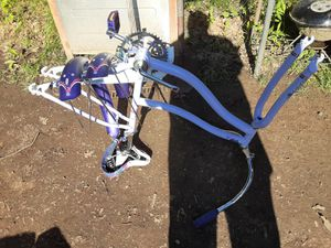 Huffy girls bicycle Frame with seat and handle bar and fenders for Sale in Washington, DC