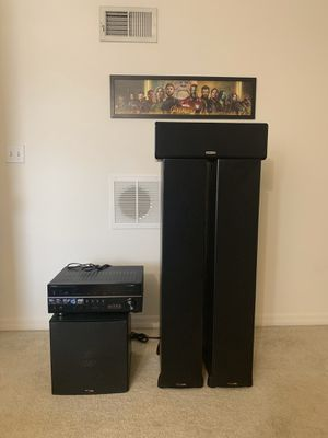 Polk Audio Home Theater for Sale in FL, US