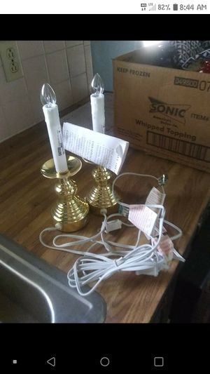 Electric Candle set!!! for Sale in Pine Bluff, AR