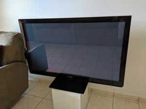 """50"""" Panasonic tv con control remoto en buenas condiciones for Sale in Miami, FL"""