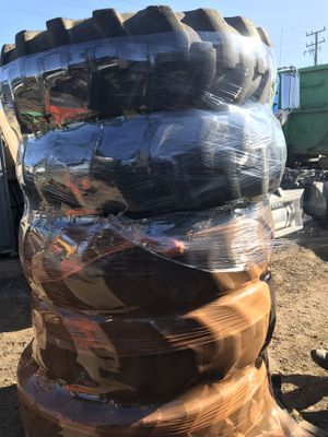 Back hoe tractor tires for Sale in Oakland, CA