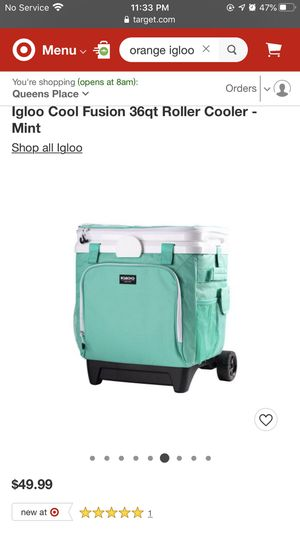 Igloo cooler for Sale in Queens, NY