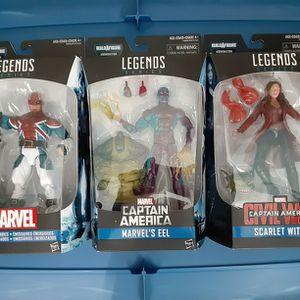 Marvel Legends Abomination BAF Wave for Sale in San Diego, CA