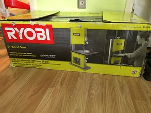 Ryobi band saw for Sale in Austin, TX