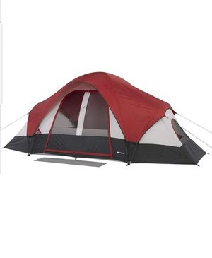 New 8 person tent, 2 room for Sale in San Jose, CA