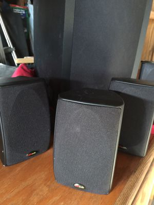 Polk audio system 📺🎼 for Sale in Irwindale, CA