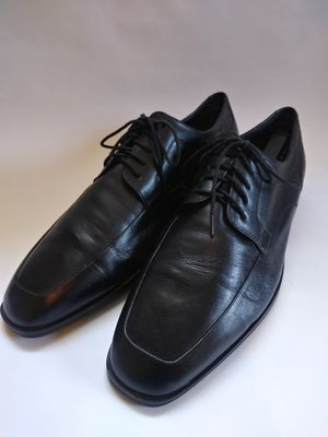 Cole Haan Air Kilgore Apron-Toe Oxford    Black All leather 10.5W for Sale in Columbus, OH