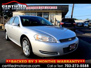 2014 Chevrolet Impala Limited for Sale in Fairfax, VA