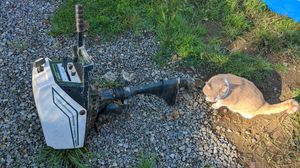 5.5hp Ted Williams outboard motor for Sale in Portland, OR