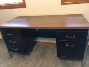 Steel desks for Sale in Medina, OH