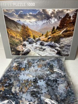 1000 piece puzzle, 70x50cm for Sale in Lincoln, NE