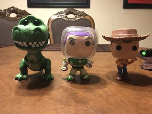 Toy story pop figures for Sale in Sunrise, FL