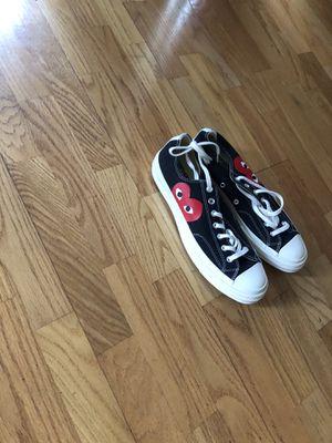 Men shoes Converse comme des Garçons Chuck collaboration 70 size 12 brand new for Sale in Atlanta, GA