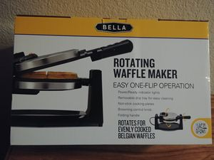 NEW rotating waffle maker for Sale in Corona, CA