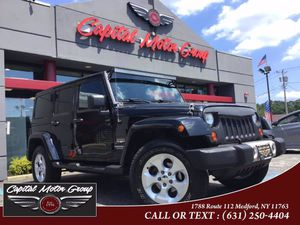 2012 Jeep Wrangler Unlimited for Sale in Medford, NY