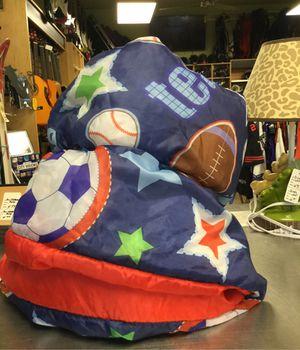 Boys sports themed sleeping bag for Sale in Matawan, NJ