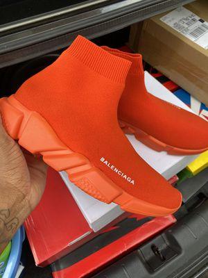Balenciaga Speed Runners Size 8.5 Mens Nike Jordan Retro SB for Sale in New Orleans, LA