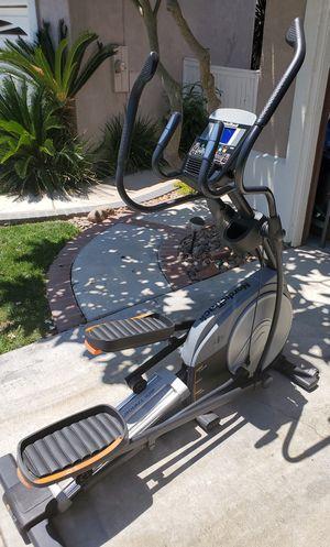 Nordictrack elliptical e 8.7 lift for Sale in Corona, CA