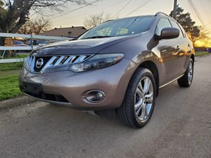 2009 NISSAN MURANO SL AWD for Sale in Dallas, TX