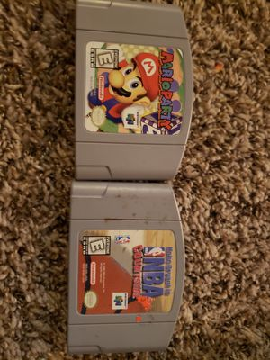 Nintendo 64 game bundle for Sale in Portland, OR