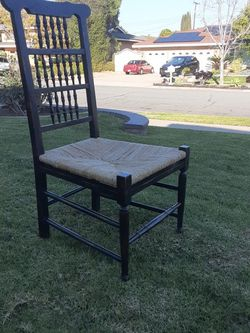 6 Beautiful Lighly Distressed Chairs for Sale in Tustin,  CA