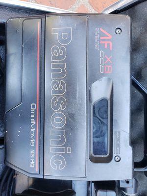 Panasonic VHS OmniMovie HQ AF X8 for Sale in La Verne, CA
