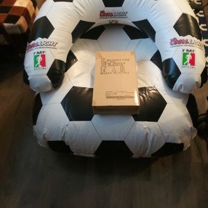Inflatable Coors Light Soccer Chair for Sale in Joliet, IL