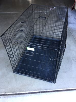 XL Dog Kennel - iCrate 48x30x33 for Sale in Carlsbad, CA