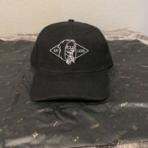 NEW LIMTED EDITION GLD BLACK HAT for Sale in Fontana, CA