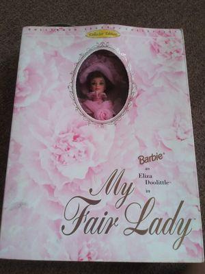 My Fair Lady Eliza Doolittle collector edition Barbie for Sale in Encinitas, CA