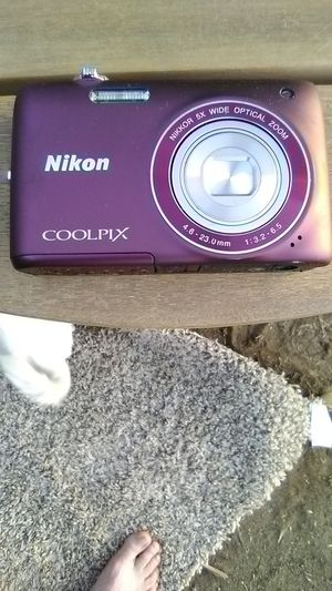 5$ Nikon Cool Pix S4100 Digital Camera for Sale in Bakersfield, CA