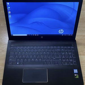 """HP 15-cb045wm Game Laptop i7-7700HQ 512GB SSD 12GB DDR4 Ram GTX1050 15.6"""" FHD for Sale in Cleveland, OH"""