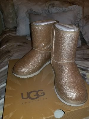 Gold UGG boots for Sale in Long Beach, CA