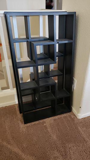 2 Heavy Black Wall Shelves for Sale in Las Vegas, NV