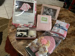 Brand New Baby Girl Lot - Selling as a whole Only for Sale in Port St. Lucie, FL