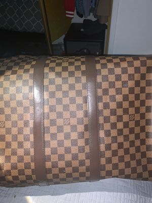 Authentic Louis Vuitton 55 Keepall Travel Bag for Sale in San Francisco, CA