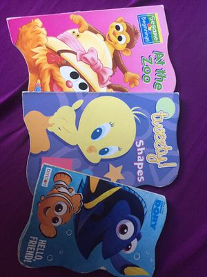 Finding Dory, tweety,Sesame Street book for Sale in Los Angeles, CA