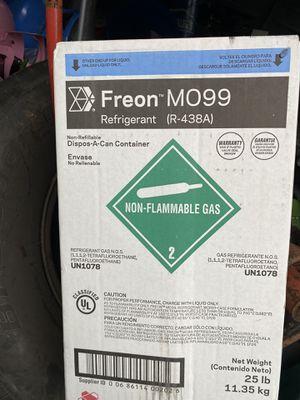 Brand new jug MO 99 refrigerant for Sale in Hampton, VA