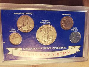Old various coins and commemorative sets for Sale in East Wenatchee, WA