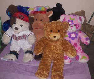 BAB build a bear plushies for Sale in Santa Ana, CA