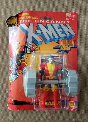 Marvel The Uncanny X-Men Colossus Power-Lift Action Figure 1992 for Sale in Pembroke Pines, FL