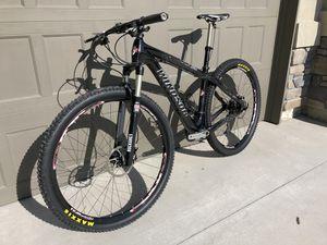 """Windsor 29"""" Carbon Mt. Bike sizeM for Sale in Eagle, ID"""
