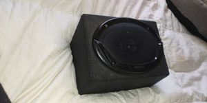 Kenwood 6x9 speakers and boxes for Sale in Sacramento, CA